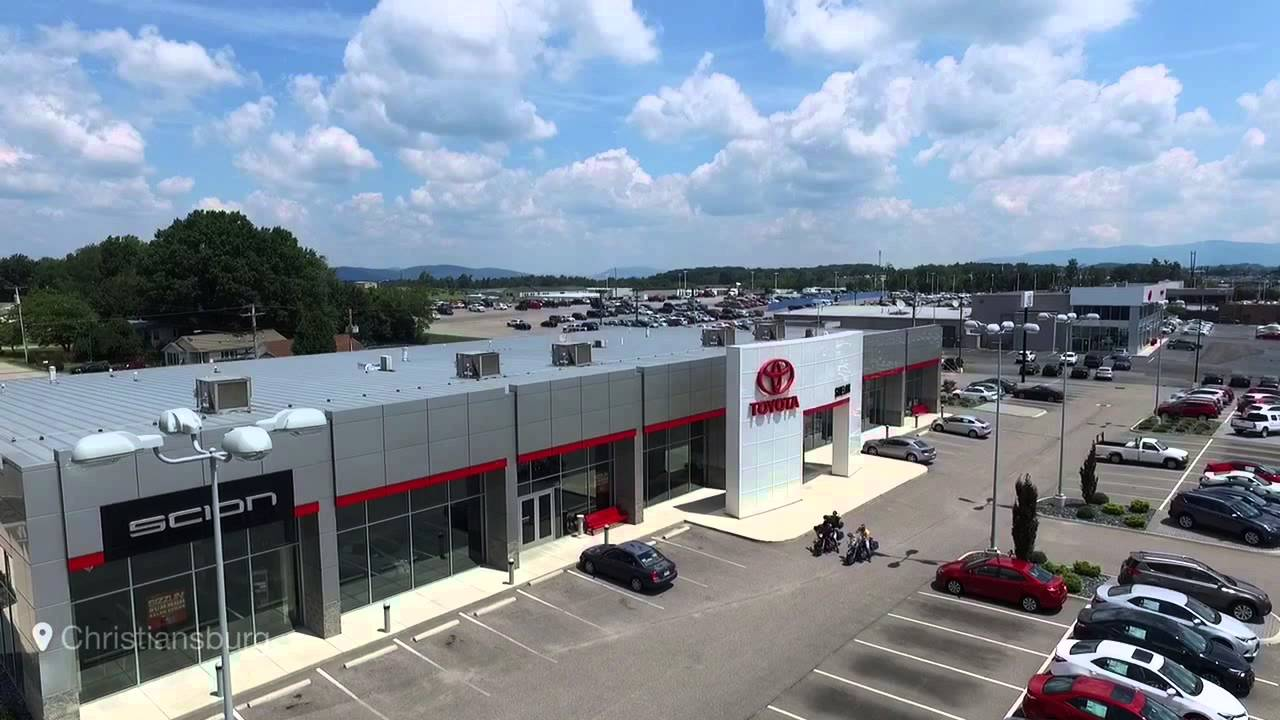 Shelor Toyota At Shelor Motor Mile Youtube
