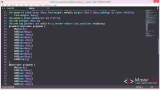 Создание сайта на HTML5 и CSS3. Урок 59