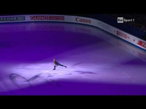 2015 Figure Skating World Champs Shanghai - Gala - Jason BROWN