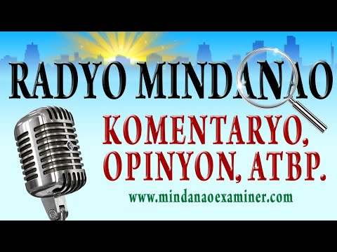 Radyo Mindanao May 21, 2021