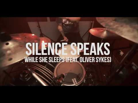 DRUMCOVER While She Sleeps - Silence Speaks Feat Or Sykes
