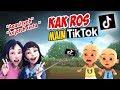 Kak Ros main TikTok , Upin ipin Kaget ! GTA Lucu