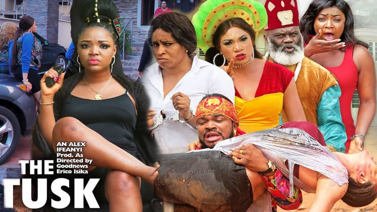 Download THE TUSK SEASON 6 (NEW HIT MOVIE) - 2020 LATEST NIGERIAN NOLLYWOOD MOVIE