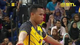 Stl 2018 | Minggu Kelapan | Hari Kedua | Kelantan Warriors 0-2 Perak Bison