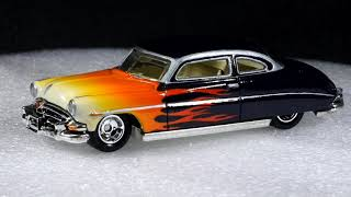 Hotwheels 52 Hudson Hornet GTA Custom - Hot Wheels Custom