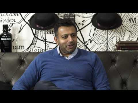 Bulldog London Dry Gin CEO On Entrepreneurship