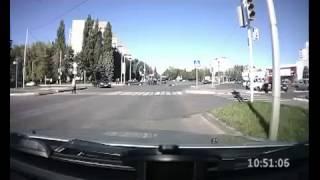 Доездился ДТП! Авария! Видеорегистратор(, 2014-04-25T04:59:33.000Z)