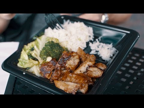 ��Healthy Fast Food Choices At Panda Express! Under 500 Calories (New SuperFoods Option)