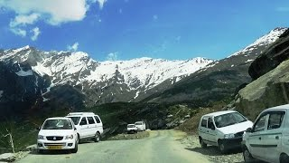 Manali to Rohtang Pass by Road Full Video - Part 1