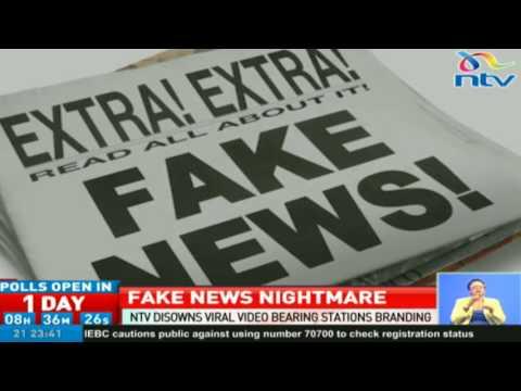 NTV disowns viral video bearing stations branding