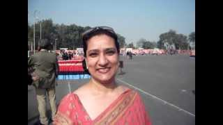 NCC RDC 1987 SILVER JUBILEE CELEBRATION 28 N 29 JAN 2012 PARADE GROUND DELHI SARBJEET SINGH