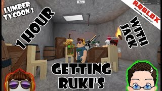 Roblox - Lumber Tycoon 2 - Getting Ruki's with Jack!