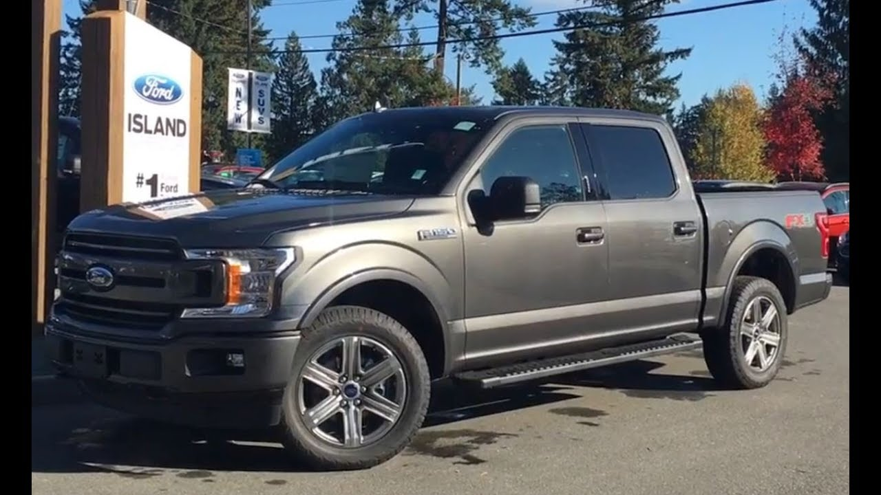 ford   xlt fx sport  supercrew review island ford youtube
