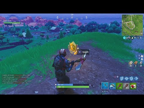 """""""Follow The Treasure Map Found In Flush Factory"""" - Flush Factory Treasure Map Hidden Star Location"""