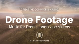 (No Copyright Music) Drone Footage