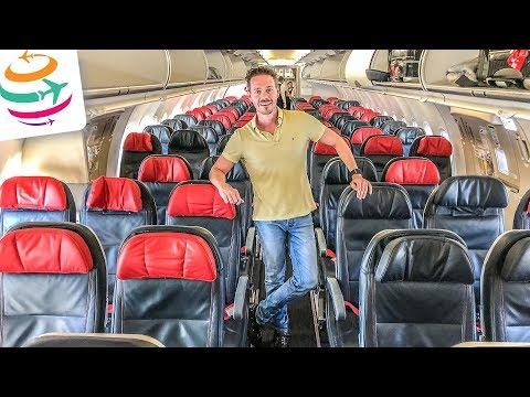 Turkish Airlines, die beste europäische Economy Class? A321 HAJ-IST   GlobalTraveler.TV
