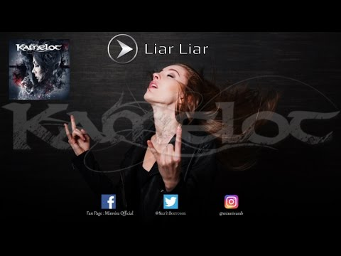 Kamelot - Liar Liar (Wasteland Monarchy) ( HAVEN )  - Cover by Minniva