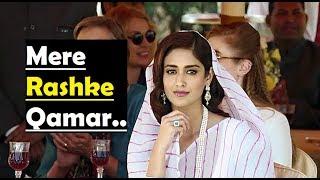 Mere Rashke Qamar (Female Version) Tulsi Kumar | Baadshaho | Lyrics Video Song 2017