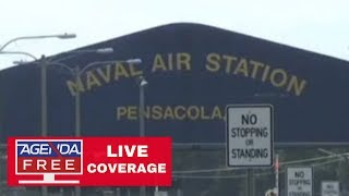 NAS Pensacola Shooter Was Saudi National - LIVE BREAKING NEWS COVERAGE