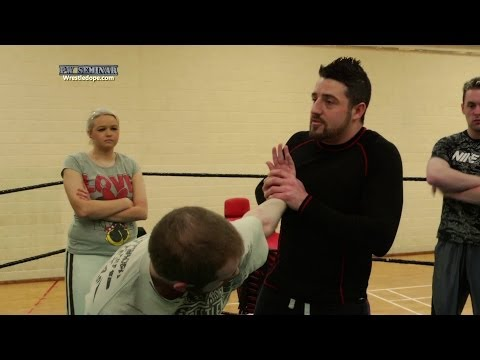 Pro Wrestling Seminar - Learning the Ropes