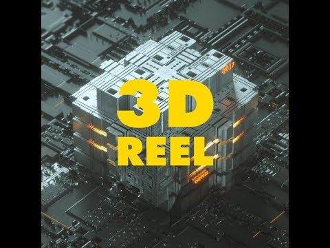 CRITICA 2017 3D REEL (Singapore Motion Graphics)