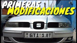 PRIMERAS MODIFICACIONES AL LEON! | ManuelRivera11