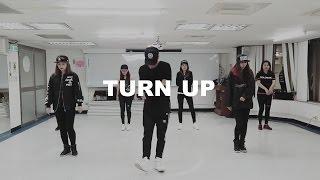 周湯豪NICKTHEREAL TURN UP / 五權社大MV舞蹈課程
