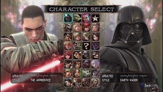 Soulcalibur IV All Characters [PS3]