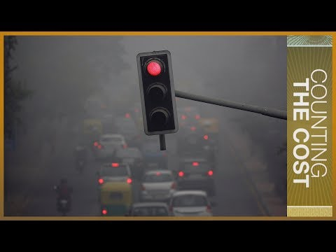 What is the cost of India's deadly air pollution? |  Counting the Cost