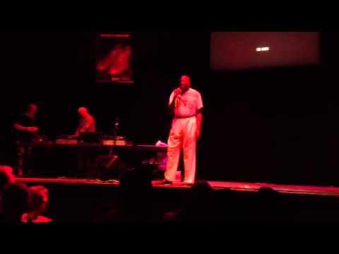 """John Ellison ( Soul Brother Six ) - """"I'll be loving you"""" - live at the KGH Blackburn p2"""