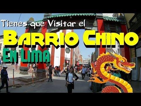 Un Pedacito de China en el Centro de Lima | Pao Acevedo