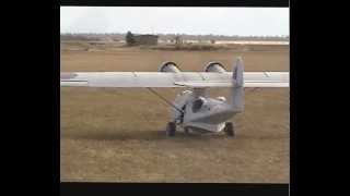 World's Largest RC Catalina Flying Boat Built By Stephen Thomas