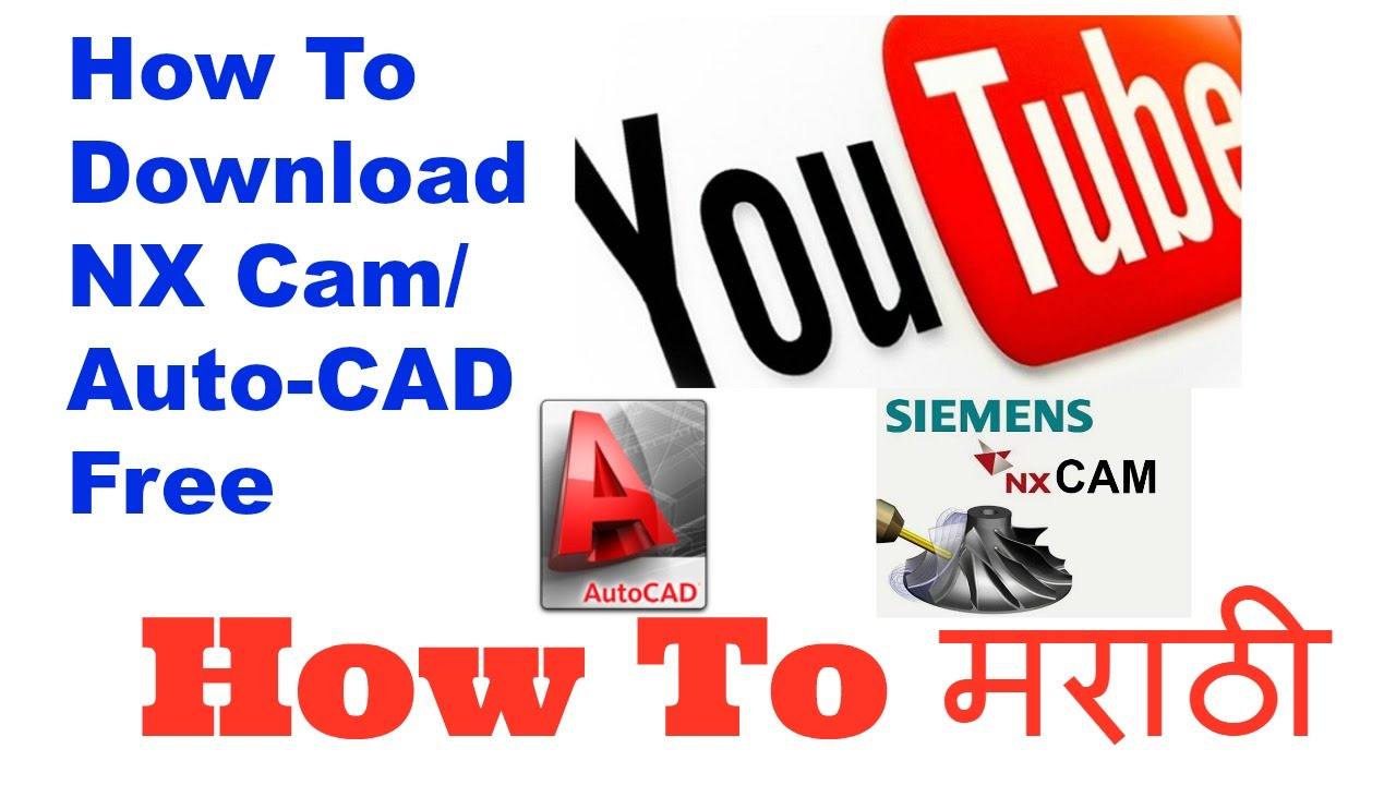 How To Download AutoCad/Nx Cam/Creo Parametric Free