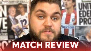 Howson: Leicester City 0-1 Manchester United PREMIER LEAGUE REVIEW
