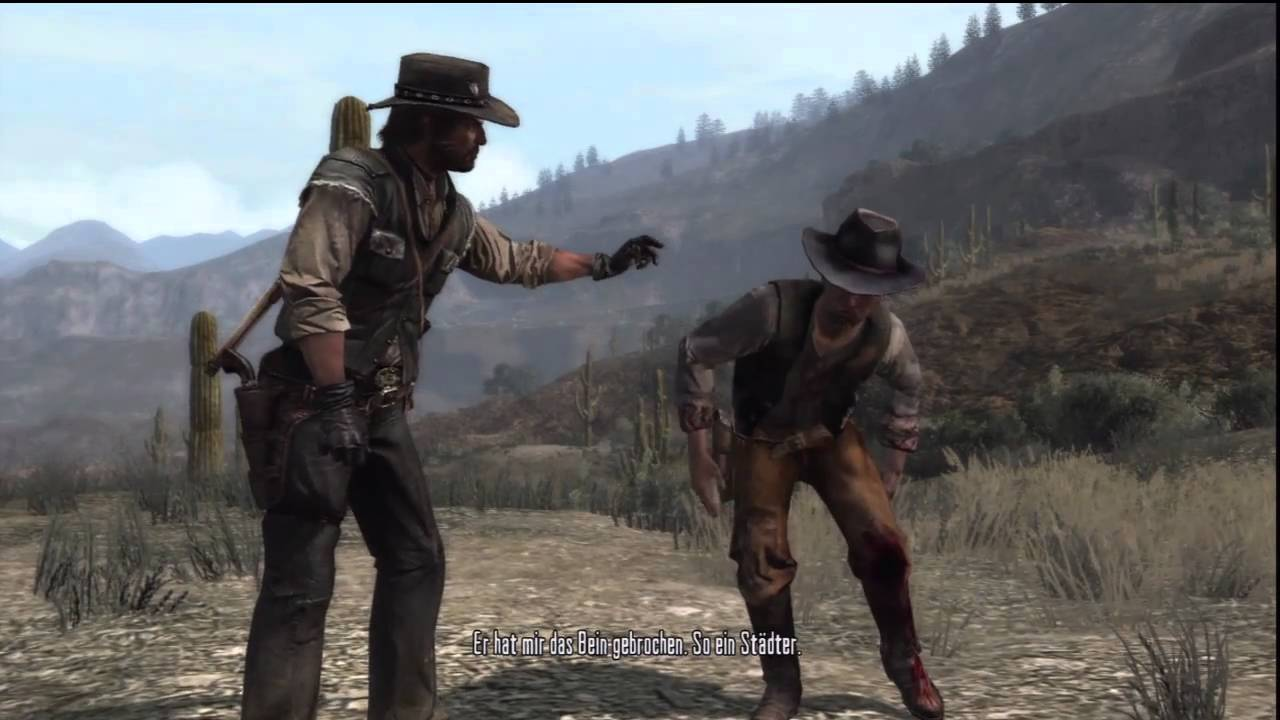 Image result for red redemption cannibal