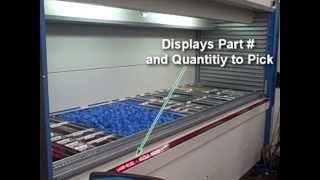 Lean Manufacturing using Vertical Lift Modules for Accurate & Efficient Order Processing Automation