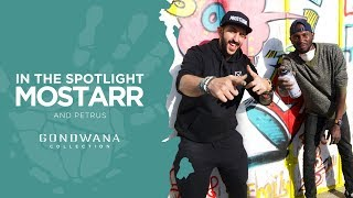 In The Spotlight - Mostarr and Petrus
