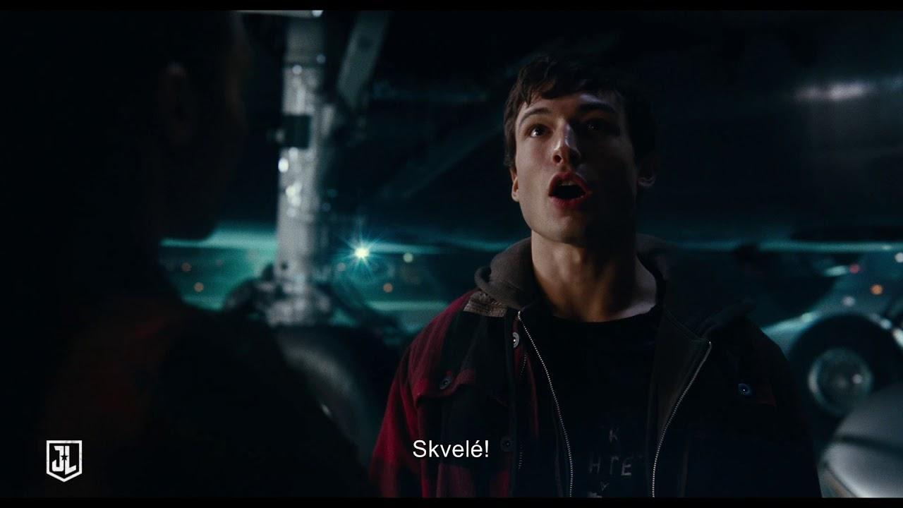 JUSTICE LEAGUE - V kinách od 16.novembra 2017 - trailer (Super Hero)