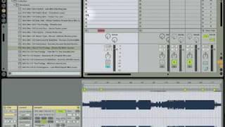 Ableton Live в действии. Урок 1. часть 1
