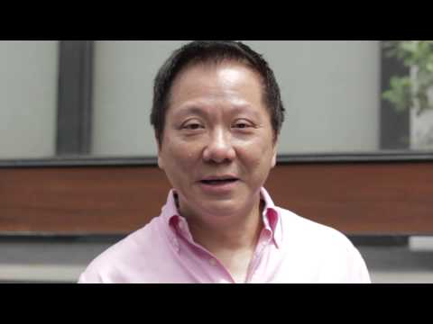 Dr. Andrew L. Tan - Filipino Tycoon on ALS Ice Bucket Challenge
