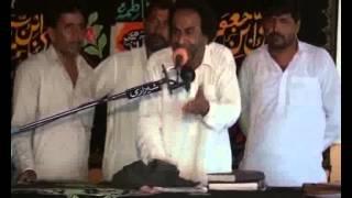 Zakir  Manzoor Hussain shah biyan  ,Masaib Maqtal , majlis 13 june 33 laghari khushab