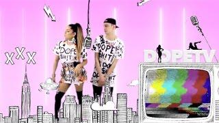 Alissah Brooks Feat. J. Tyler - 'DOPE SHIT' M/V
