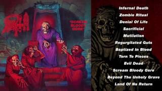 Download DEATH - 'Scream Bloody Gore' (Full Album Stream)