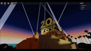 20th century fox EN ROBLOX V4!