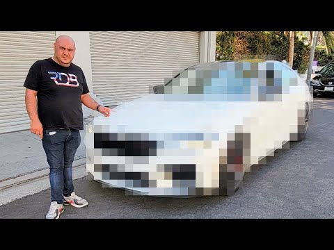 Sarkis Buys a BMW M5 after crashing his X6M, Diddy's Maybach Blackout!