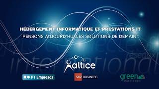 SFR Business : LE RÉSEAU DE DATA CENTERS POUR VOS BESOINS À L'INTERNATIONAL
