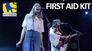 "First Aid Kit - ""America"" 05/07/15 David Letterman"