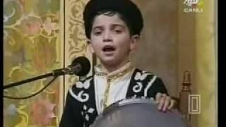 10-year-old Azeri Singer of Mugham
