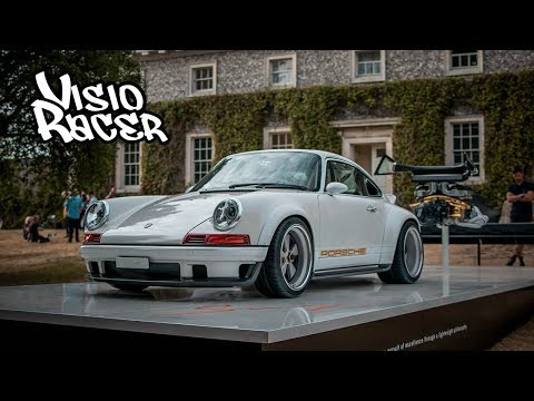 $1.8M Singer DLS | The Most Beautiful Car On Earth