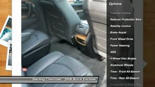 2008 Buick Enclave Leesburg Tysons Corner Sterling VA P271538